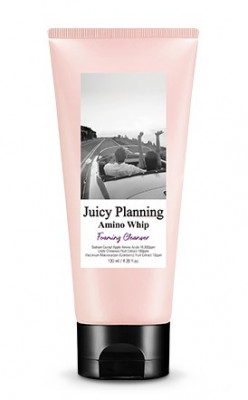 Пенка для жирной кожи A'PIEU Juicy Planning Amino Whip Foaming Cleanser 130мл: фото